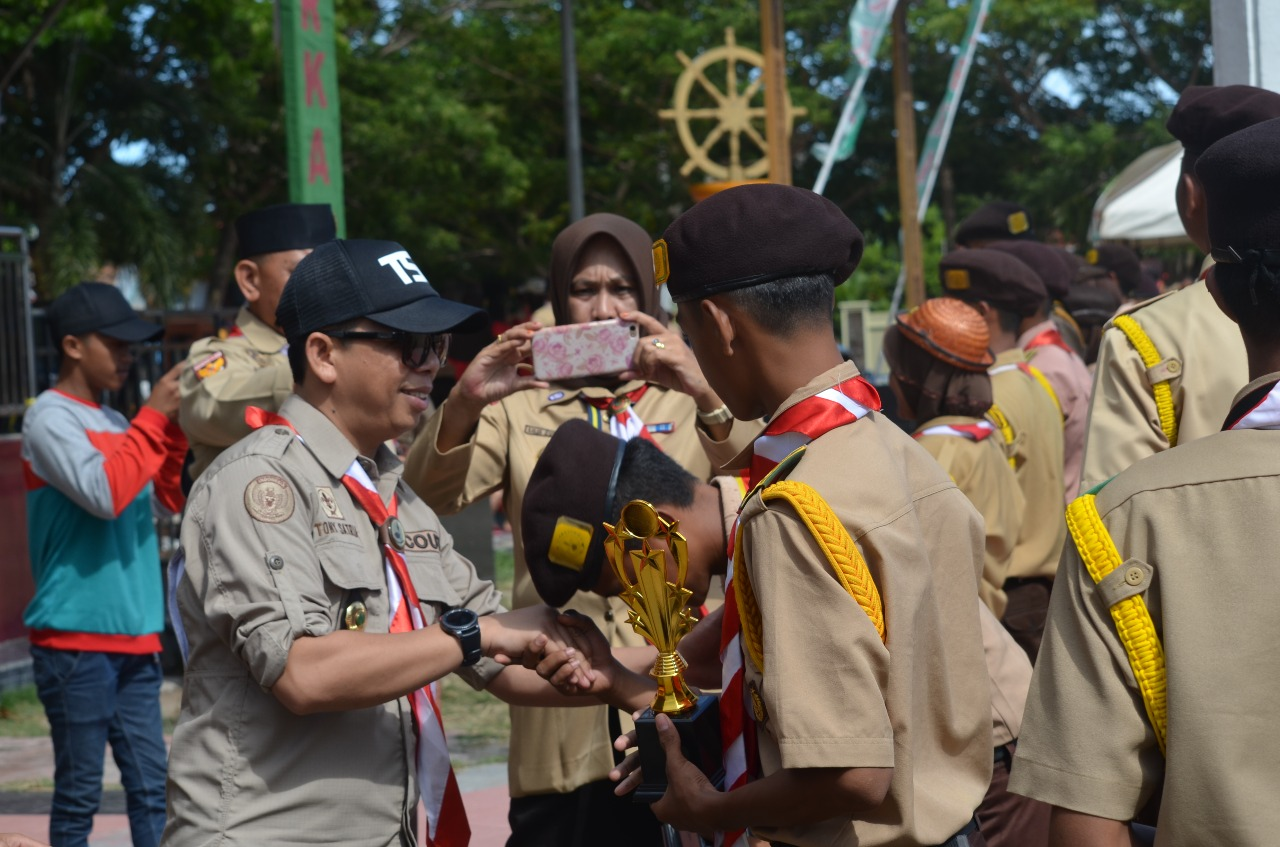 Wabup Tutup Cikal Competition Part III 2018